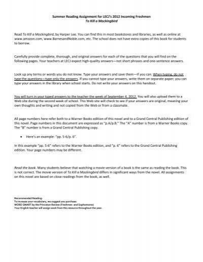 Download to kill a mockingbird bahasa indonesia pdf file download