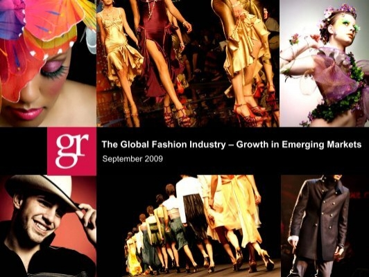 The Global Fashion Industry Grail Research