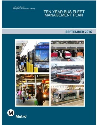 fleet management plan