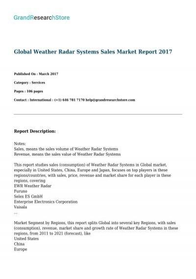 Jpg - Global weather radar