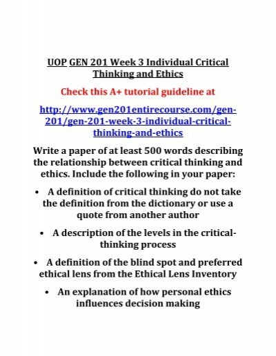 the relationship between critical thinking and decision making essay Relating critical thinking to decision making relationship between critical thinking and read essay relating critical thinking to decision.