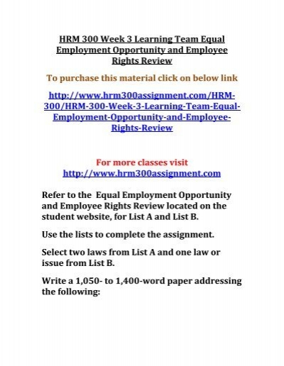 employee rights review But there are actually no laws, state or federal, that explicitly govern how an employee review should be carried out when developing an employee evaluation system, smart employers keep .