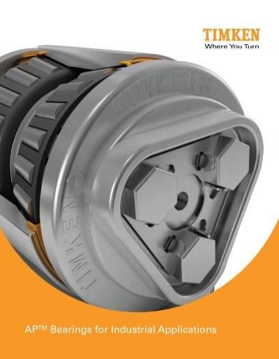 Ap Bearings For Industrial Applications