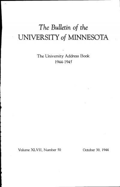 Umn Fall 2022 Calendar.L University Of Minnesota Digital Conservancy