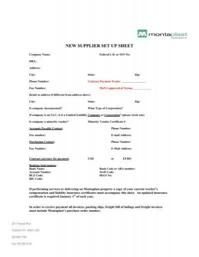 New Customer Account Set Up Form - Microbe Inotech Laboratories ...