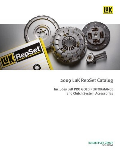 LuK 05-050 Clutch Set
