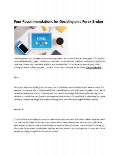 100forexbrokers ecn forex brokers