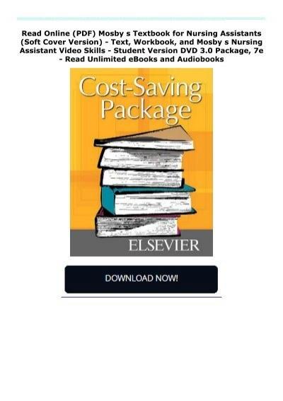 Mosbys workbook for nursing assistants 4th edition array pdf down rh yumpu fandeluxe Images