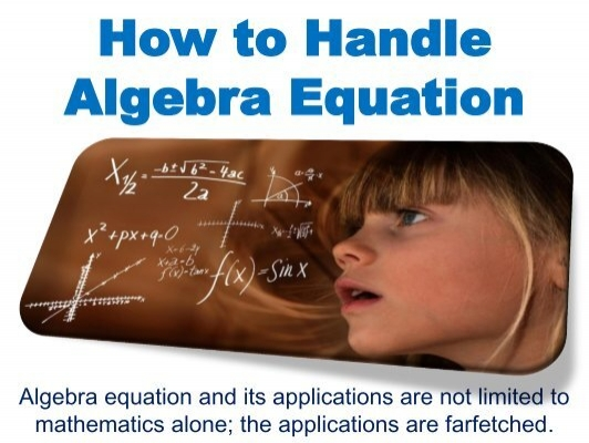 the benefits of algebra About hands-on equations what are the benefits of using hands-on equations algebra concepts your student will learn in only seven lessons.