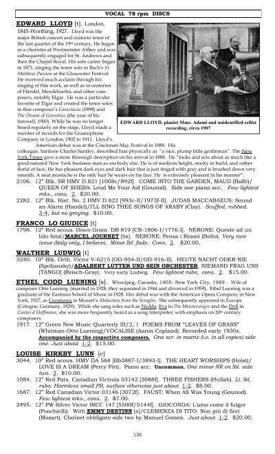 Glad Hand Press Edward Newton Catalogues A E3.203