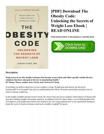Obesity code pdf download book cwiek pdf download the obesity code unlocking the secrets of weight loss ebook fandeluxe Gallery