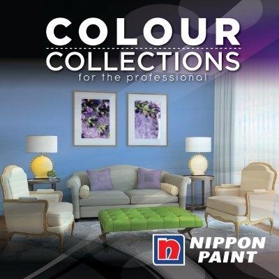 Jewel blue 1197 adjacent - Nippon paint exterior collection ...