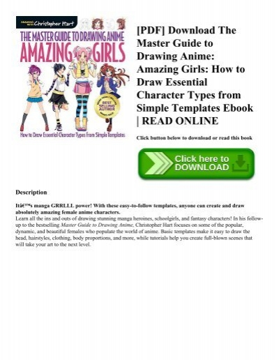 Manga for the Beginner Kawaii: How to Draw the Supercute Characters of Japanese Comics book pdf