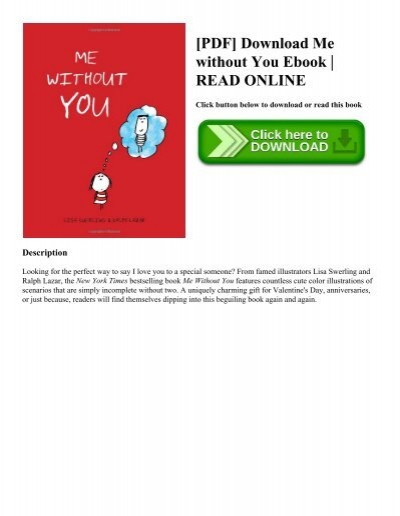 pdf download me without you ebook read online