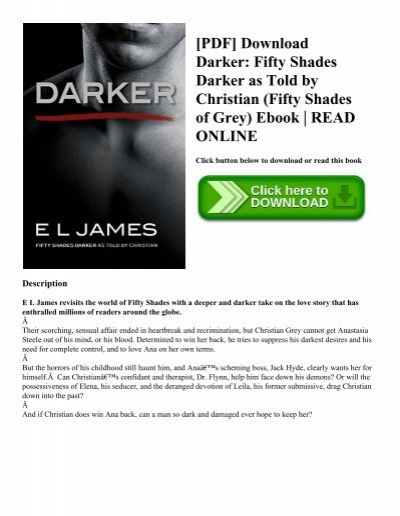 fifty shades darker pdf free download for android