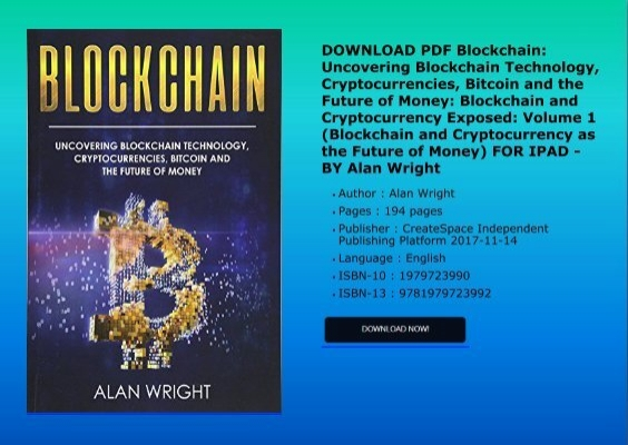 crypto revolution bitcoin cryptocurrencies and the future of money pdf