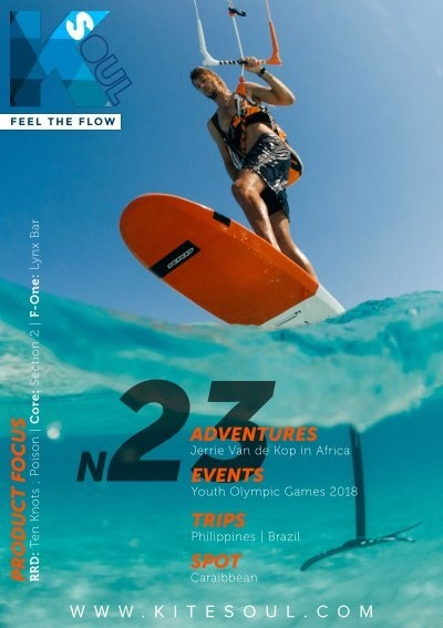 Winning Edge 70 5-Section Wakeboard Pro Action Non-Stretch Gray Line
