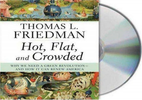 Hot, Flat, and Crowded PDF Free download