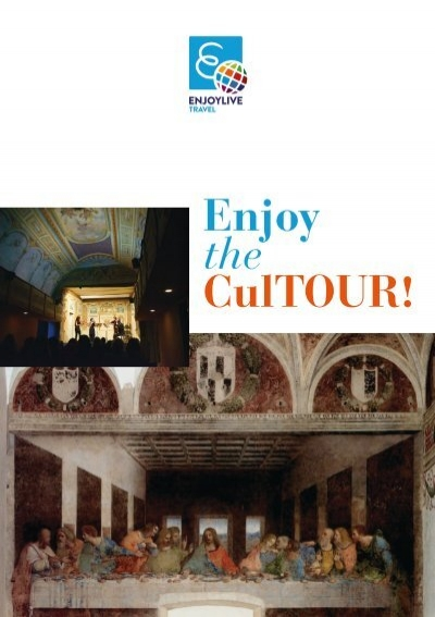 Enjoylive Travel: enjoy the CulTOUR