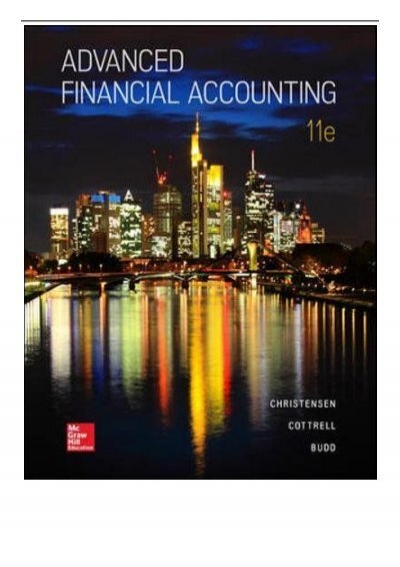 Best pdf advanced financial accounting full online fandeluxe Choice Image