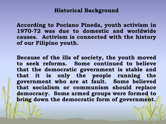 philippine history chapter 8 Chapter 1 introduction to the study of in discovering the history of a race, the feelings of philippine literature.