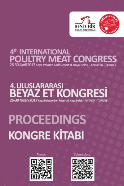 4th International Poultry Meat Congress