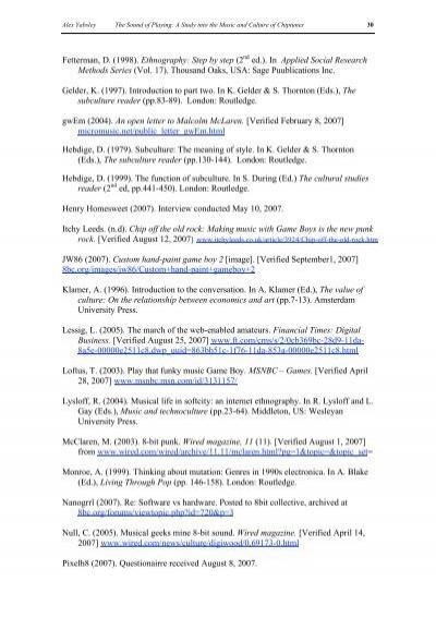 david fetterman ethnography step by step pdf