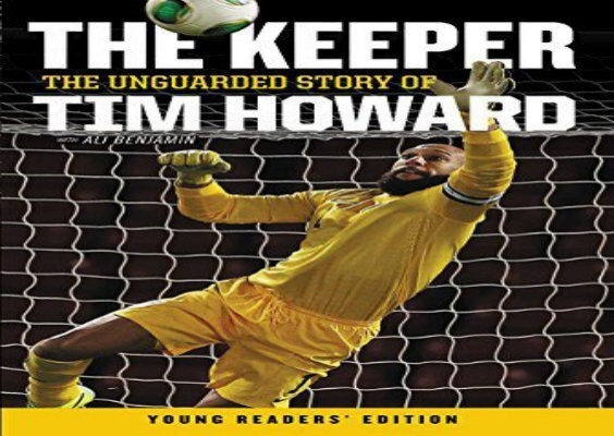The Best Book Of The Month The Keeper The Unguarded Story Of Tim