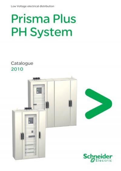 download catalogue prisma plus system ph schneider electric. Black Bedroom Furniture Sets. Home Design Ideas