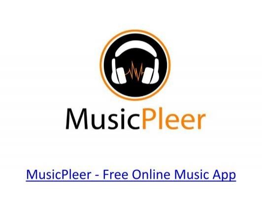 Musicpleer free online music app 61535155g stopboris Images