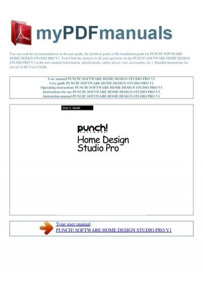SOFTWARE HOME DESIGN STUDIO PRO V1