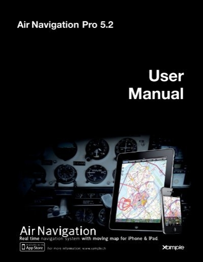 air navigation pro 5 2 2 user manual english xample rh yumpu com Land Navigation Land Navigation