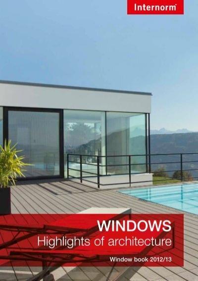 Windows internorm fenster ag for Internorm fenster