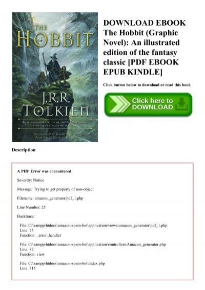 The Hobbit Ebook