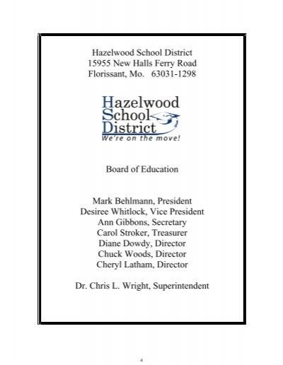 Hazelwood Southeast Middle ...