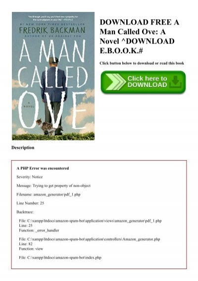 a man called ove audiobook free download