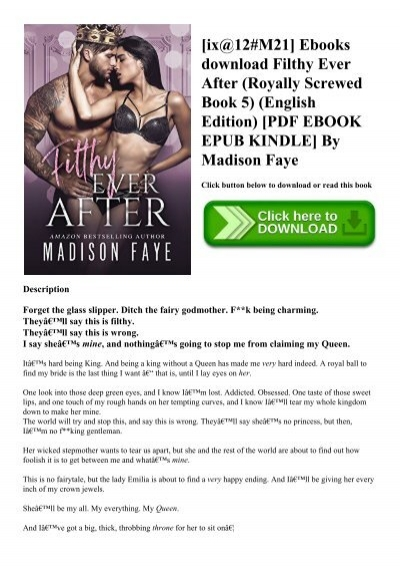 ix@12#M21] Ebooks download Filthy Ever After (Royally Screwed Book 5