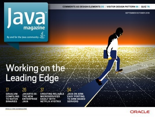 the leading edge/ GraalVM