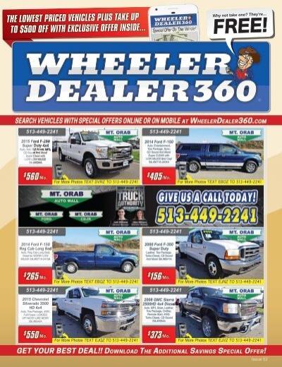 Wheeler Dealers Suomi