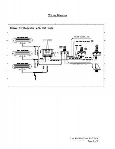 Wiring Diagram Last Revis