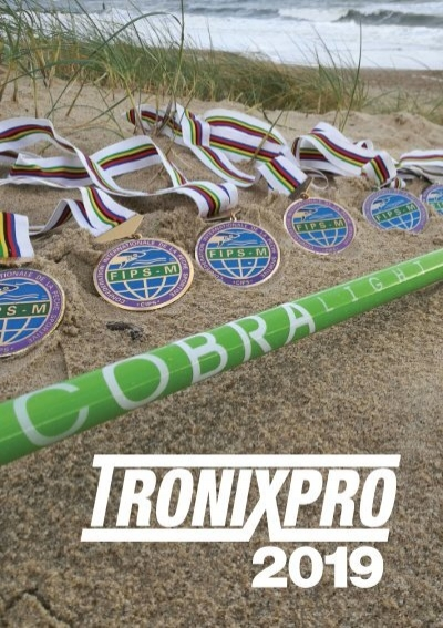 Tronix Pro Rattle Spoons colours may vary
