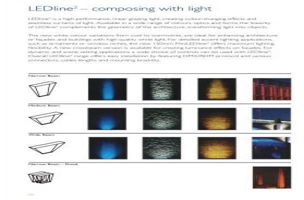 Led Lighting: Philips Led Lighting Catalogue
