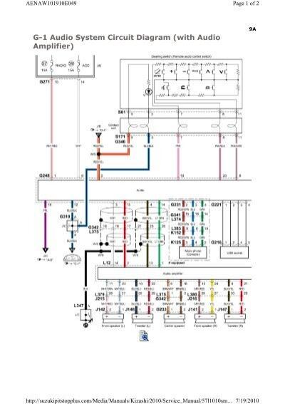 2011 Kizashi Service Manual
