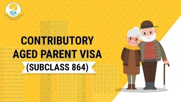 Contributory Aged Parent Visa Subclass 864