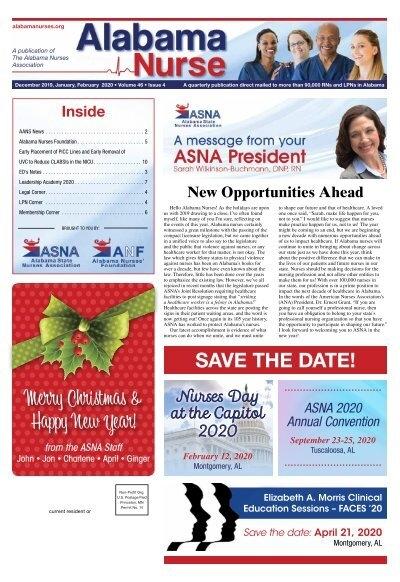 Alabama Nurse December 2019