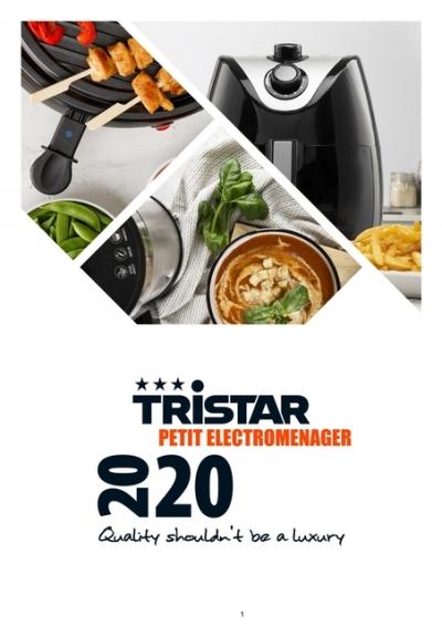 40,64 cm Ventilateur sur pied Tristar VE 5891 Noir T/él/écommande/