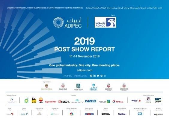 Adipec 2019 Post Show Report