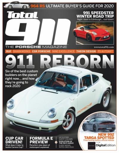 Porsche 911 Targa Pre Cut PPF arch Stone Guard 991 2012-2019 Carrera// 4GTS