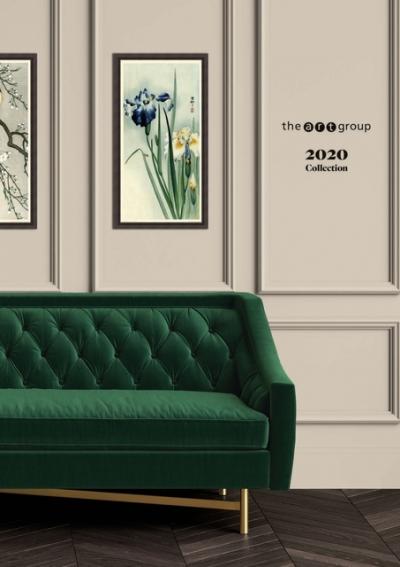 Multi-Color Jane Bannon Ethel /& Mabel Wooden Block 20 x 20cm