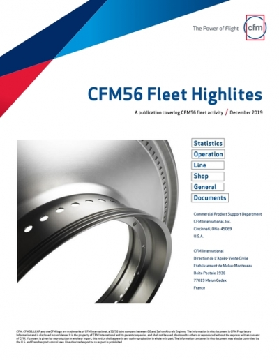 Cfm56 Technical Manual Index